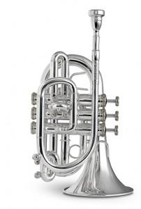 Trompeta Forte Pocket Sib Image