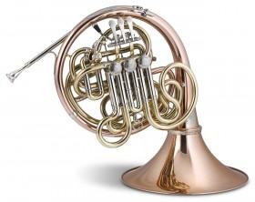 Trompa Titán CINCO Sib/Fa Cobre Image