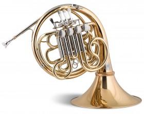Trompa Titán SEIS Sib/Fa Gold brass (Sistema Geyer) Image