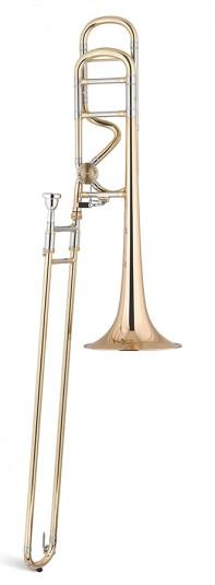 Trombón Tenor Titán Sib/Fa fijo Image