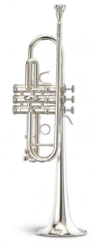 Trompeta Mahler Titanio Do Image