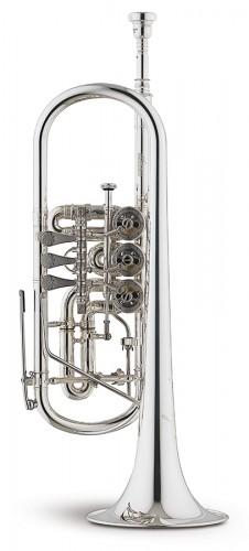 Trompeta Titán Do rotores Image